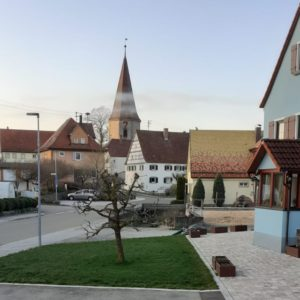Ortsmitte Marktlustenau